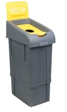 FANTOM PROFESSIONAL PLASTIC WASTE BIN-PROCYCLE 13