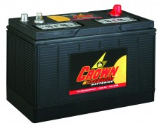 Deep Cycle Battery 31DC130   : 12 Volt, 130 AH Part No.D12130