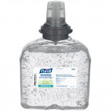 Purell Green Certified 1200 ML TFX Refill (4/CASE) (Item 5491-04)