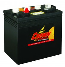 Deep Cycle Battery CR-165 : 8 Volt, 165 AH Part No.D08165