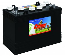 Deep Cycle Battery CR-GC150 12 Volt, 150 AH - L328 X W179 X H267 Part No.DGC150