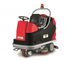Ride-On Scrubber Dryer Diamond 100