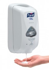 PURELL TFX TOUCH FREE HAND SANITIZER DISPENSER (12/CASE) (ITEM 2720-12)