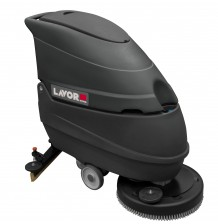 Walk-Behind Scrubber Dryer Electric Operated Hyper 2000E