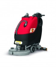 Walk Behind Floor Scrubber RUBY 50E/50B (Part No. K0500111/K0100201)
