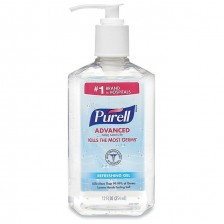Purell Advanced Hand Sanitizer Refreshing Gel 354 ML (ITEM 3770-12)