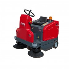 Ride On Industrial Sweeper Battery Operated GEMMA E78