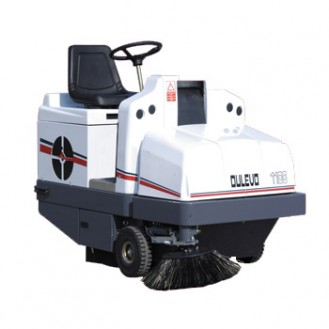 Ride On Sweeper Diesel Operated 1100 DL (Part No.02405100DL)