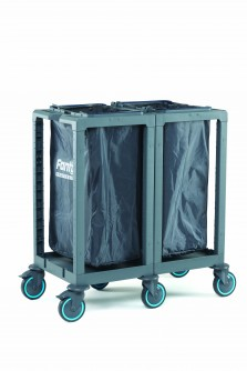 Laundry Collecting Trolley - PROCART 52