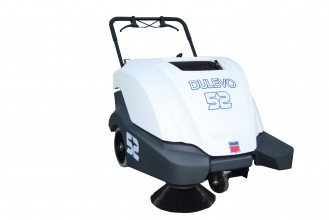 Walk Behind Sweeper Battery Operated 52 EH Wave Made in Italy ( Part No.0200252EH0 )