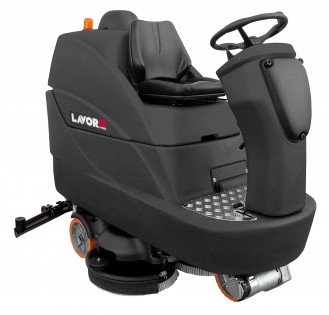 Ride On Scrubber Dryer - Battery Operated HYPER MEGA 7150 (Part No. 8.578.0024) / M102 (Part No. 8.578.0004)