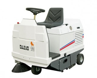 Ride-On Sweeper Battery Operated 75 EH / SH